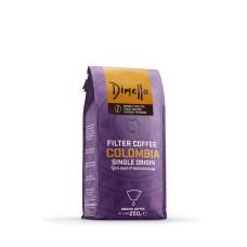Καφές Dimello Filter Colombia Αλεσμένος 250gr