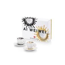 Σέτ Δώρου AI WEIWEI 2 espresso cups