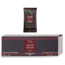 Τσάι Dammann 4 fruit rouge 24 Cristal tea bags