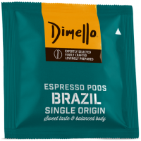 Καφές Dimello Pods Brazil Single Servings 1 τεμάχιο