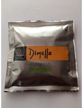 Dimello Single Portion Decaffeinated Χάρτινες Ταμπλέτες