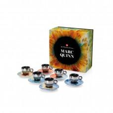 Σέτ Δώρου Marc Quinn 6 Espresso Cups