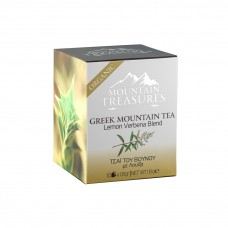 Τσάι Βουνού με Λουίζα Mountain Treasures 1x10 & 2 Ξύλινα Sticks