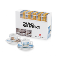 Σέτ Δώρου M. Galiverti 2 cappuccino cups