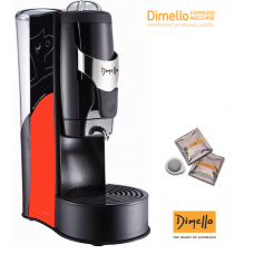 Μηχανή espresso Dimello WPod400D orange