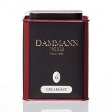 Breakfast – Μαύρο τσάι Dammann 100gr