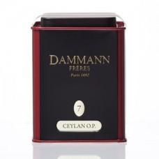 Ceylan O.P(Orange Pekoe) – Μαύρο τσάι Dammann 100gr