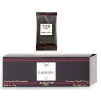 Τσάι Dammann darjeeling 24 Cristal tea bags