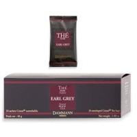 Τσάι Dammann earl grey 24 Cristal tea bags