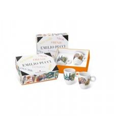 Σέτ Δώρου Emilio Pucci 2 mugs