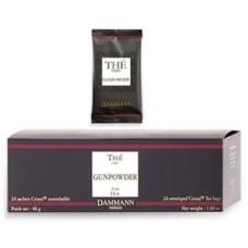 Τσάι Dammann gunpowder 24 Cristal tea bags