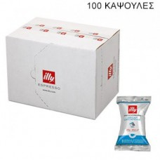 illy Decaf iperespresso single flowpack 100 κάψουλες