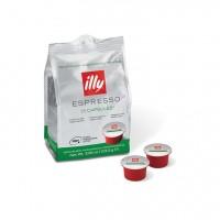 Κάψουλες illy mps decaf espresso 15 τεμάχια