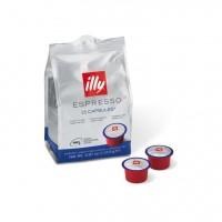 Κάψουλες illy mps lungo espresso 15 τεμάχια