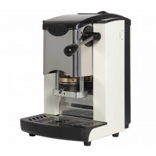 Μηχανή espresso FABER SLOT INOX BIANCO-NERO PLASTICS