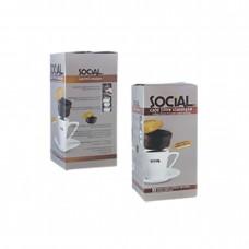 Καφές φίλτρου social ατομική μερίδα