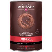 Σοκολάτα Monbana 1kg – Tresor de chocolat